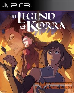 THE LEGEND OF KORRA [PS3]