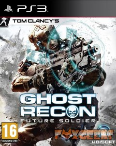 TOM CLANCY'S GHOST RECON FUTURE SOLDIER [PS3]