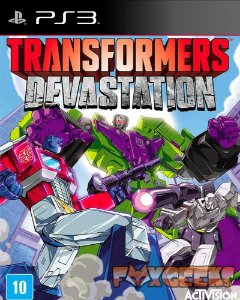 TRANSFORMERS DEVASTATION [PS3]