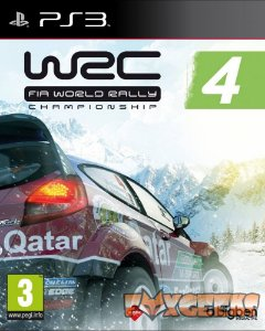 WRC 4 FIA WORLD RALLY CHAMPIONSHIP [PS3]