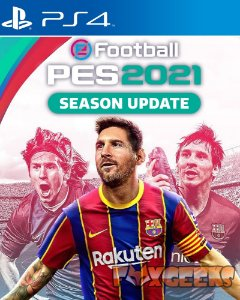eFootball PES 2021 Season Update Standard Edition [PS4]