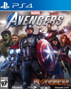 Marvel`s Avengers [PS4]