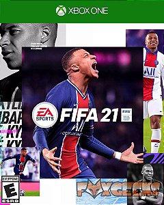 FIFA 21 Edição Standard [Xbox One]