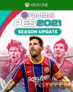 eFootball PES 2021 Season Update Standard Edition [Xbox One]