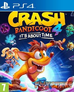 Crash Bandicoot 4: It`s About Time [PS4]