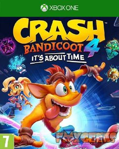 Crash Bandicoot 4: It`s About Time [Xbox One]