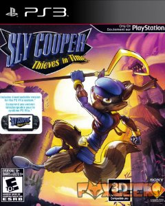 Sly Cooper: Thieves in Time [PS3]