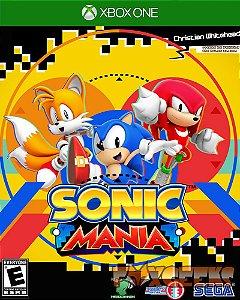 SONIC MANIA [Xbox One]