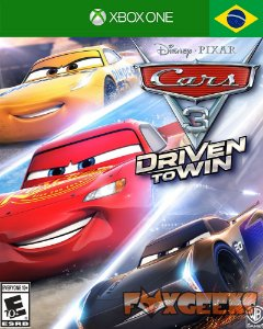 CARROS 3: DRIVEN TO WIN [Xbox One]