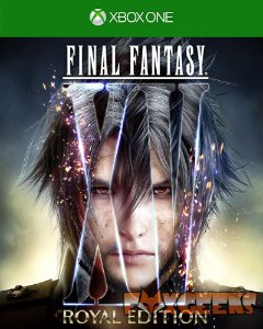Final Fantasy XV: Royal Edition [Xbox One]