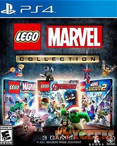 Coleção LEGO Marvel [PS4]
