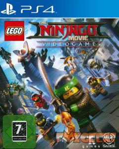 LEGO NINJAGO O Filme: Video Game [PS4]