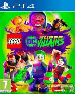 LEGO DC Super-Vilões [PS4]