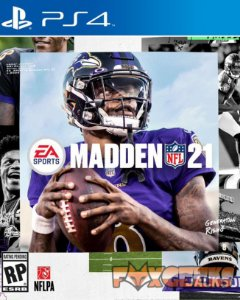 Madden NFL 21 [PS4] [PS5]