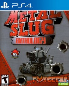 METAL SLUG ANTHOLOGY [PS4]