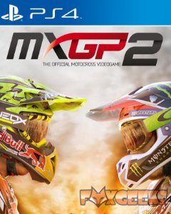 MXGP2 - The Official Motocross Videogame [PS4]