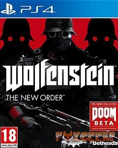 Wolfenstein: The New Order [PS4]