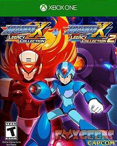 Mega Man Legacy Collection 1 & 2 [Xbox One]