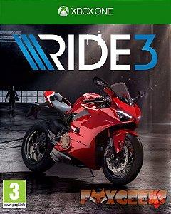 RIDE 3  [Xbox One]