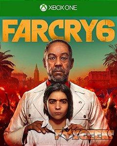 FAR CRY 6 [Xbox One]