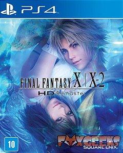 FINAL FANTASY X/X-2 HD Remaster [PS4]