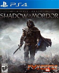 Terra-média: Sombras da Guerra [PS4]