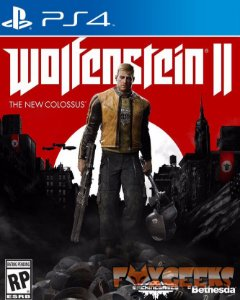 Wolfenstein II: The New Colossus [PS4]