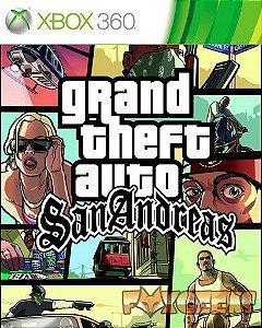GTA: San Andreas [Xbox 360]
