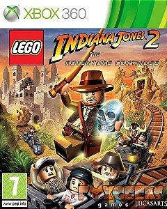 LEGO Indiana Jones 2 [Xbox 360]