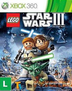LEGO Star Wars III [Xbox 360]