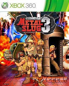 Metal Slug 3 [Xbox 360]