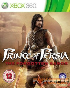 Prince of Persia The Forgotten Sands [Xbox 360]