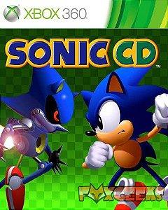 Sonic CD [Xbox 360]