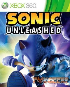 SONIC UNLEASHED [Xbox 360]