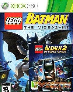 LEGO batman e LEGO Batman 2 [Xbox 360]