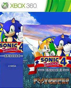 SONIC The Hedgehog 4 Episode I & II [Xbox 360]