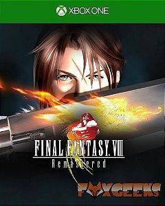 FINAL FANTASY VIII Remastered [Xbox One]