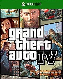 GTA IV [Xbox One]