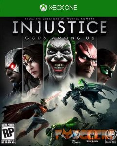 Injustice: Gods Among Us [Xbox One]