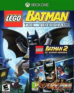 LEGO Batman e LEGO Batman 2 [Xbox One]