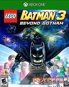LEGO BATMAN 3: ALÉM DE GOTHAM [Xbox One]