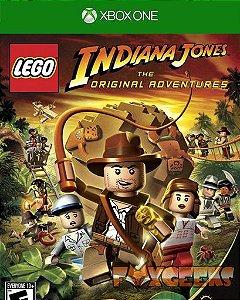 LEGO Indiana Jones: The Original Adventures [Xbox One]