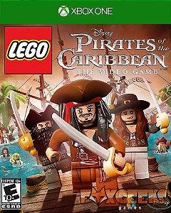 LEGO Piratas do Caríbe: The Video Game [Xbox One]