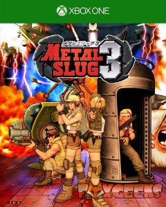 Metal Slug 3 [Xbox One]