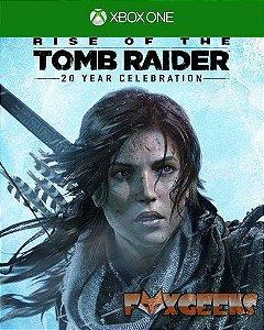 Rise of the Tomb Raider: aniversário de 20 anos [Xbox One]