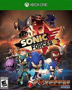 SONIC FORCES Edição Digital Standard [Xbox One]