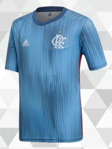 91eafe5c528 Camisa Adidas FLAMENGO 18 19 Home - Müller Sports