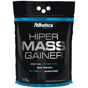 HIPER MASS GAINER REFIL (3KG) - ATLHÉTICA NUTRITION