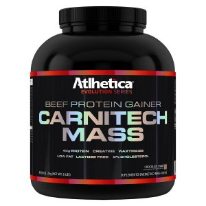 CARNITECH MASS (3KG) - ATLHÉTICA NUTRITION