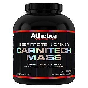 CARNITECH MASS (3KG) - ATLHÉTICA NUTRITION